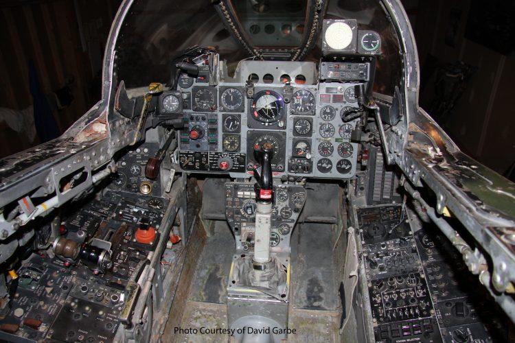 Pilot's Instrument Panel
