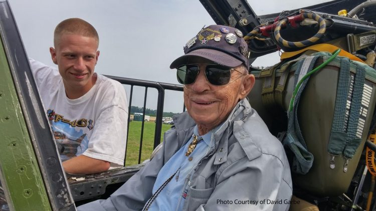 Making a Veteran Smile