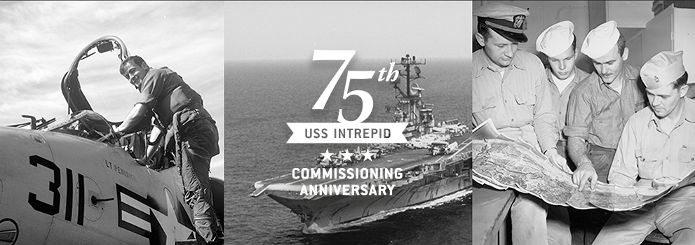 Search underway to find former USS Intrepid crew members, memorabilia