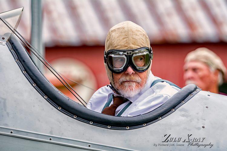 The Glare Of The Aviator