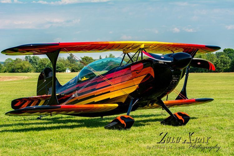 Dougherty AirShows Christen Eagle II