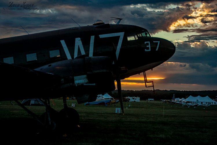 "American Warplane Museum's C-47 ""Whiskey 7"""