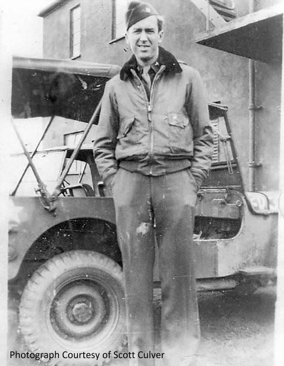 Major James M. Stewart